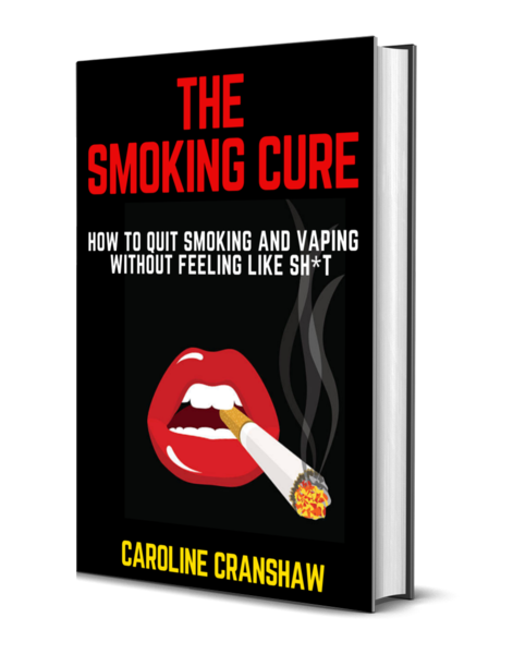 the smoking cure: How to quit smoking Ca