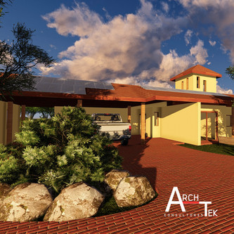 Anteproyecto Casa Puertas