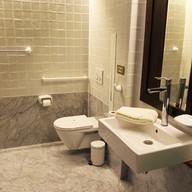 Baño de la habitación Ulula