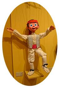 Títere marioneta