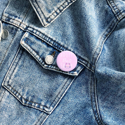 Adopt Don't Shop Pin