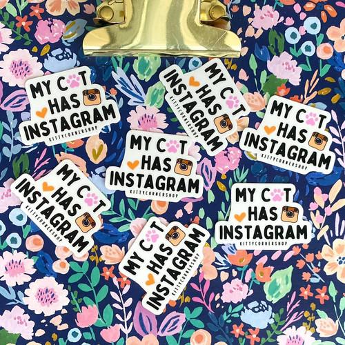 Catstagram Stickers