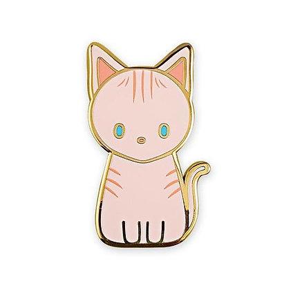 Sphynx Cat Enamel Pin