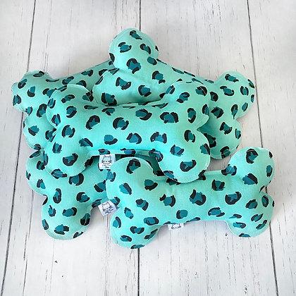 Blue Leopard Chew Toy