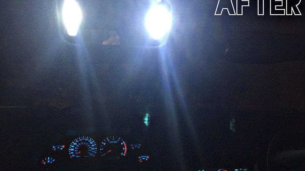 99-04 Interior Visor LED KIT