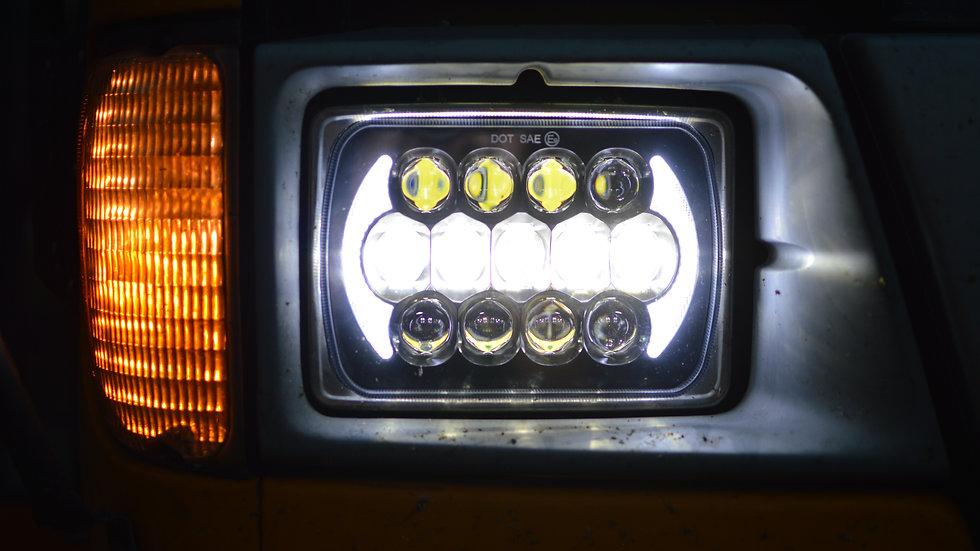 SW Lights 5x7 Bi-LED Headlight