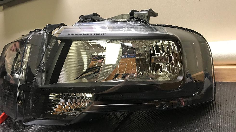 Headlight Customization