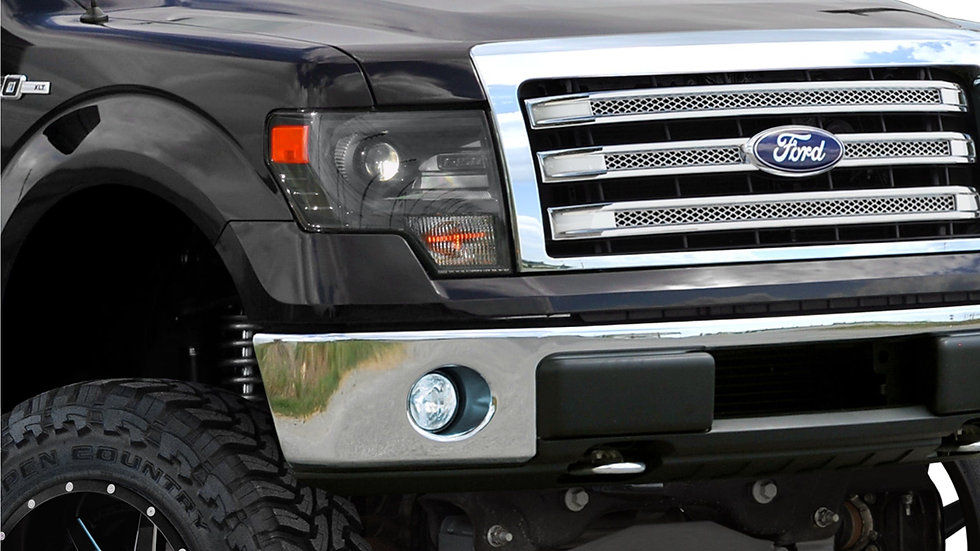 13-14 F150 Headlight
