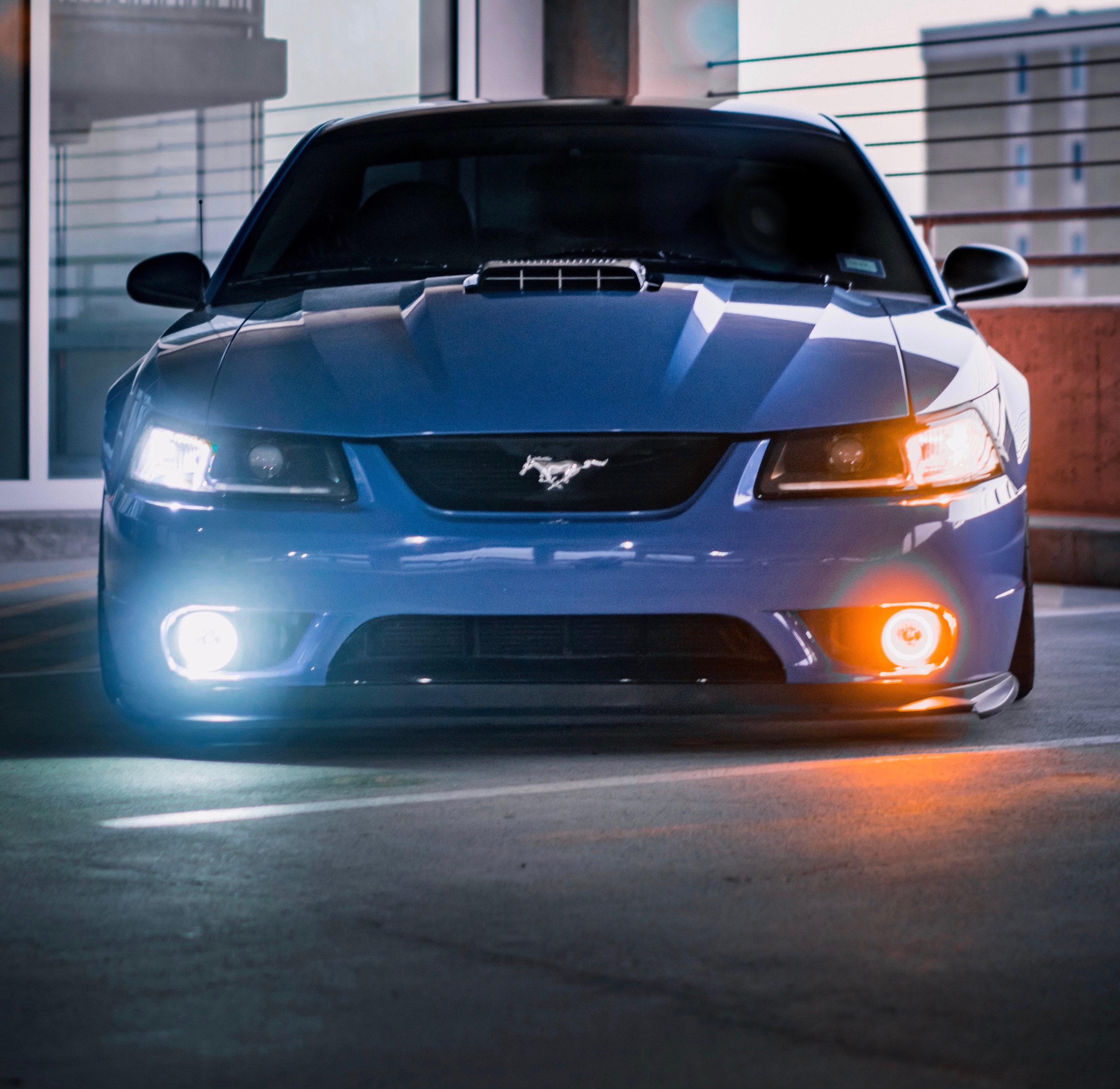 Switchback Color Changing Cobra Halo Fogs Sw Lights