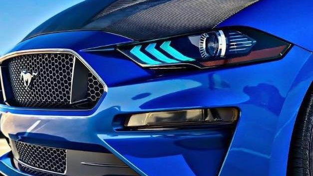 18-20 Mustang Custom Retrofit Headlight Service