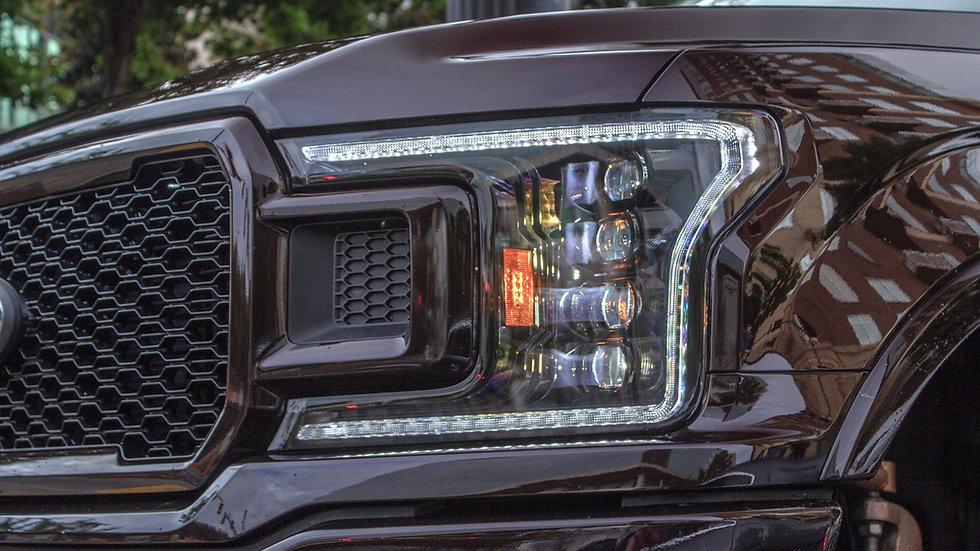 18-20 F150 Headlight