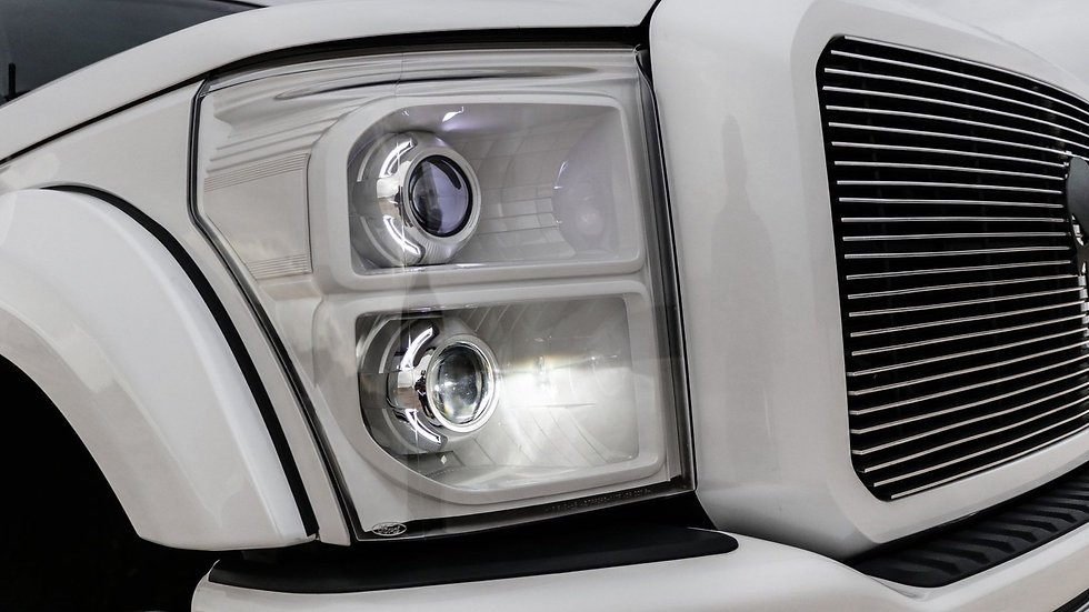 Challenger Headlight