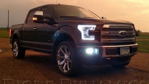 2015-2016 Ford F-150 LED Boards
