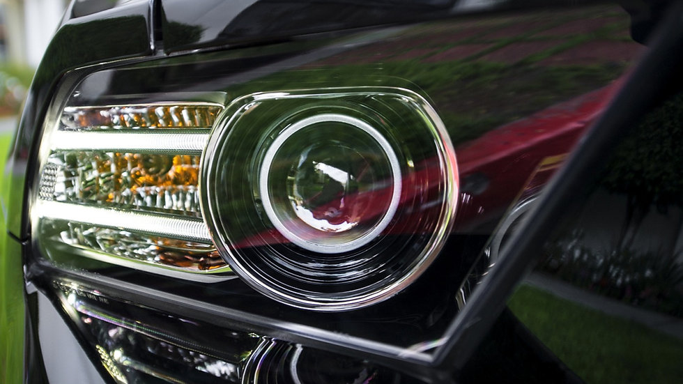 2010-2014 Mustang Headlights