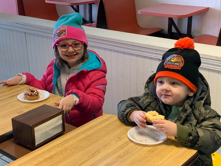 It's not too cold outside for our most popular Donuts to create some great smiles