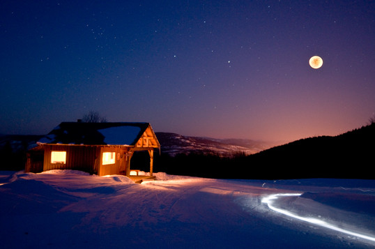 Moonlight Fat Bike Tours