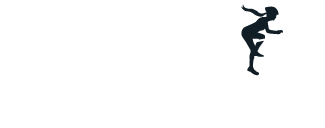 BettyGoHard Full Logo with Tagline - Whi