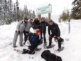 Kootenay Gateway Snowshoe Tours