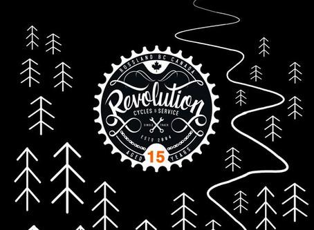 Happy Birthday Revolution Cycles!
