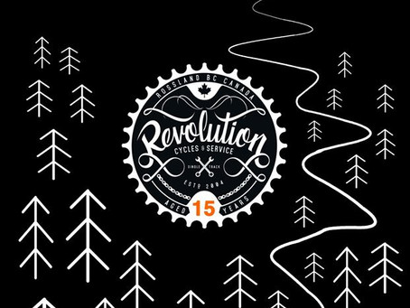 Happy Birthday Revolution Cycles!