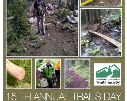 KCTS Trails day