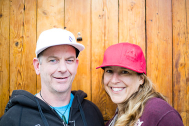 Ian and Natasha Lockey