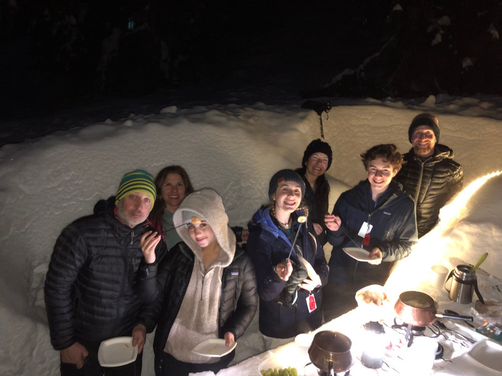 Moonlight Forest Fondue