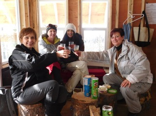 Private Snowshoe Groups
