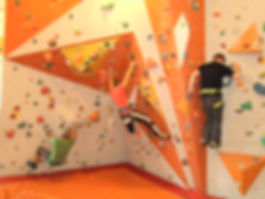 Regelmäßiges Klettertraining in München