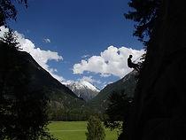 Alpinklettern-Grundkurs | Klettern in Mehrseillängen