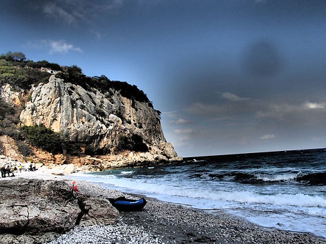 Kletterreise Sardinien