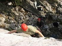 Felsklettern für Fortgeschrittene | Mobile Sicherungen legen lernen - Keile, Friends und Co.