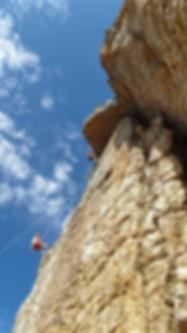 Klettern | Kletterschule ZU-UND-AB.DE