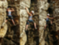 Schnupperklettern am Fels   Felsklettern Schnupperkurs