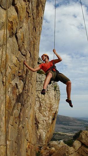 Klettertraining in München | Richtig Stürzen und Sichern