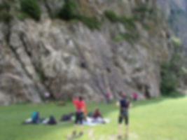 Kletterevents | Kletterschule ZU-UND-AB.DE