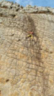 Kletterreise Tarifa / Andalusien   Klettertraining am Fels - Tarifa / Andalusien