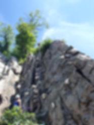 Kletterreise Schwarzwald | Klettertraining am Fels Schwarzwald