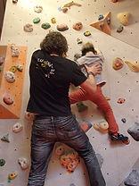 Bouldertraining für Kinder in München