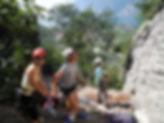 Kletterkurse für Anfänger, Fortgeschrittene und Kinder in München und ganz Europa mit ZU-UND-AB.DE