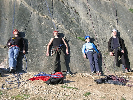 Felsklettern-Grundkurs | Kletterkurs am Fels
