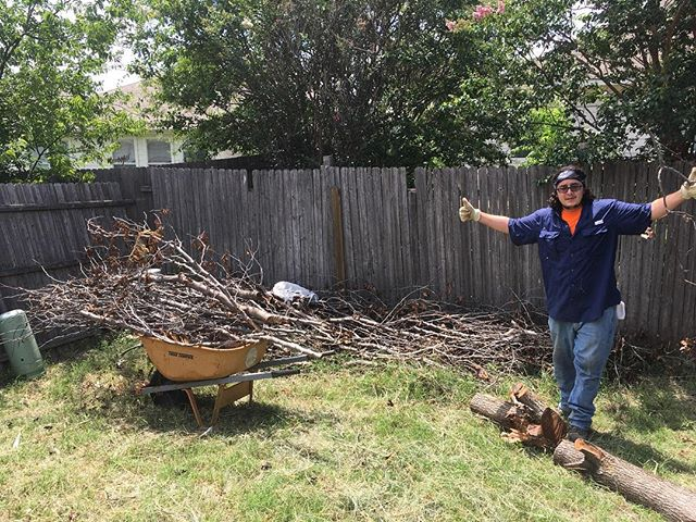 Got Debris_ We can help! Call us for a free quote! #fortworth #dallas #junkremoval #817601junk