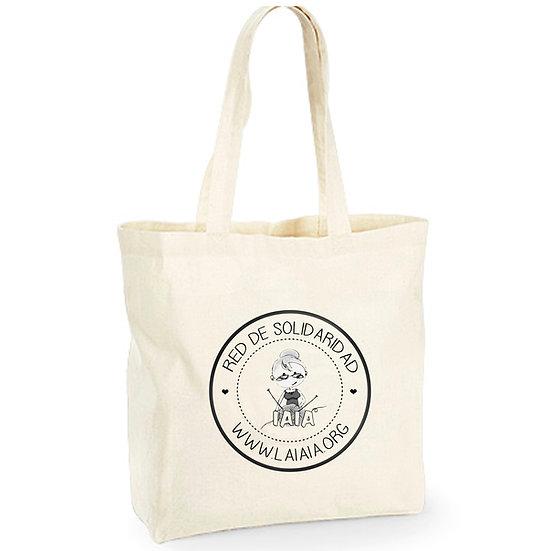 Bolsa Tote-Bag Solidaria