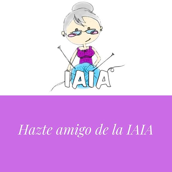 HAZTE AMIGO DE LA IAIA