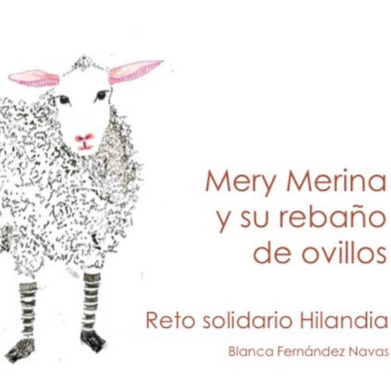 Libro - MERY MERINA y su rebaño de ovillos