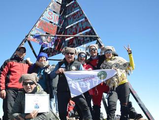 Expedición solidaria Toubkal 2017