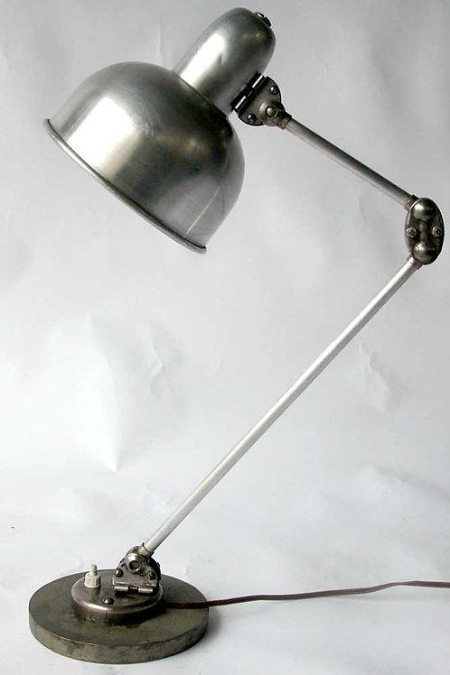 ART DECO INDUSTRIAL DESK LAMP CHRISTIAN DELL KAISER IDELL BAHAUS