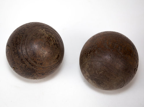 French wood Petanque  , bocce ball