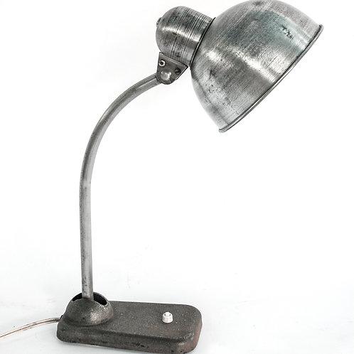ART DECO  BAUHAUS INDUSTRIAL DESK LAMP CHRISTIAN DELL KAISER