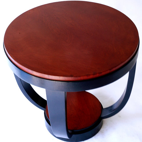 FRENCH ART DECO SIDETABLE DOMINIQUE